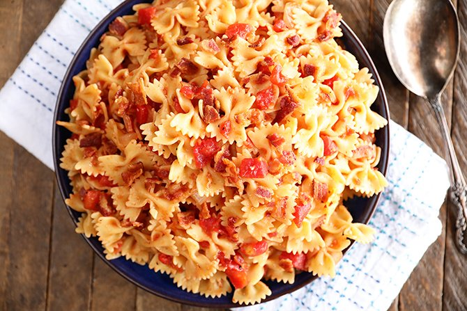 45 Easy Pasta Suppers For Those Nights When You Just Can't Handle Complicated