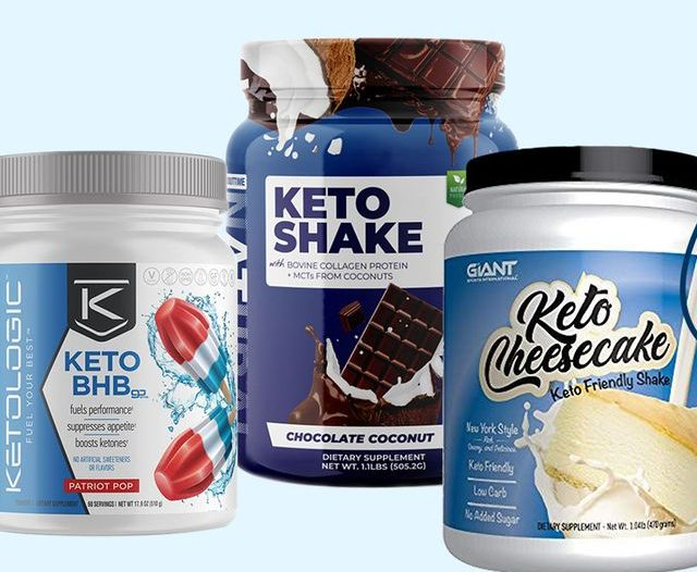 If You've Been Following Keto And Want More Results, These Protein Powders Could Help
