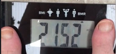 My Basal Metabolic Rate (BMR) for My Last Diet Plan & How to Get Rid of Belly Fat.