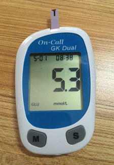 My Blood Glucose Level for My Last Diet Plan & How to Get Rid of Belly Fat.