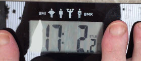 Weigh-in #1 of my How to Get Rid of Belly Fat Journey!