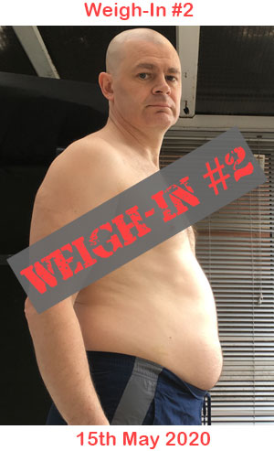 Weigh-in #2 of my How to Get Rid of Belly Fat Journey!