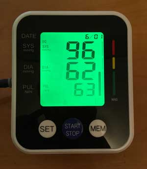 My Blood Pressure for My Last Diet Plan & How to Get Rid of Belly Fat Weigh-In #3