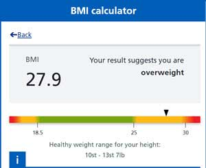 Weigh-in #3 of my How to Get Rid of Belly Fat Journey! BMI Calculator