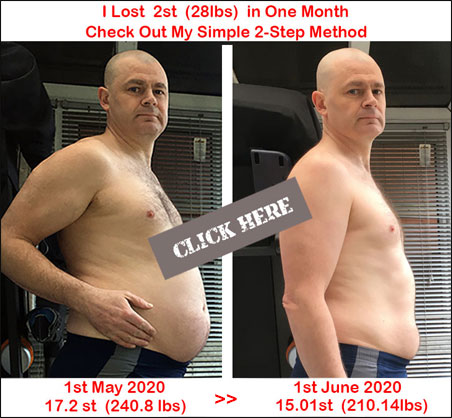 Weigh-In 1 - 3 from 1st May to 1st June My Last Diet Plan to Get Rid of my Belly Fat