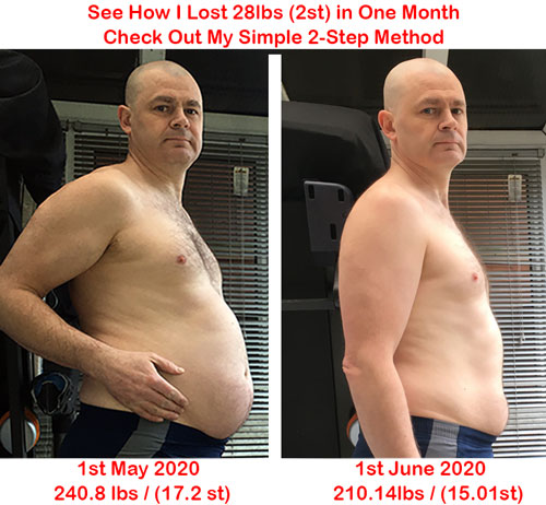 Weigh in 1 to 3 from 1st May to 1st June for My Last Diet Plan to Get Rid of my Belly Fat