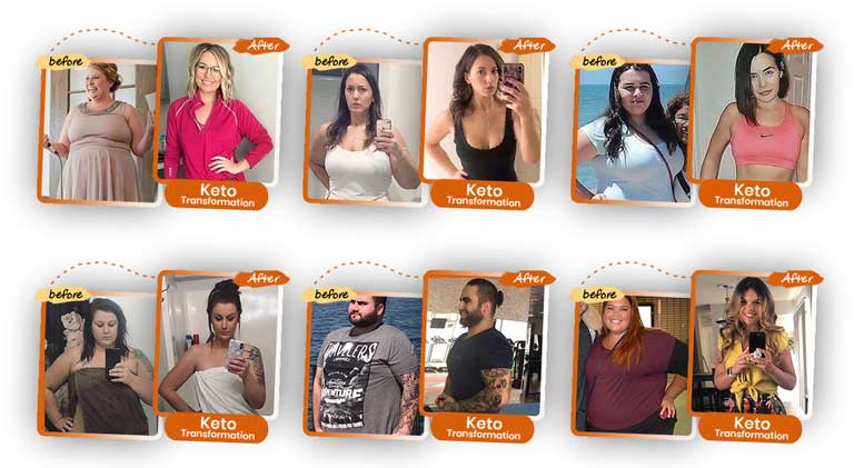 how to get rid of belly fat keto transformation